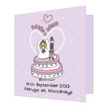 Bang on the Door Evening Invitations 20 Pack
